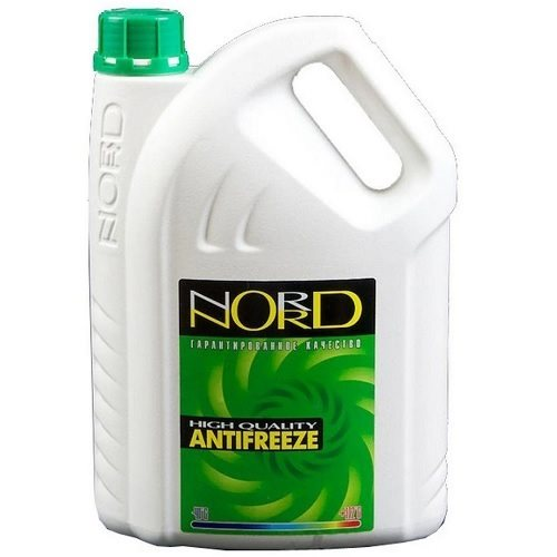 Nord High Quality Antifreeze G11 10л