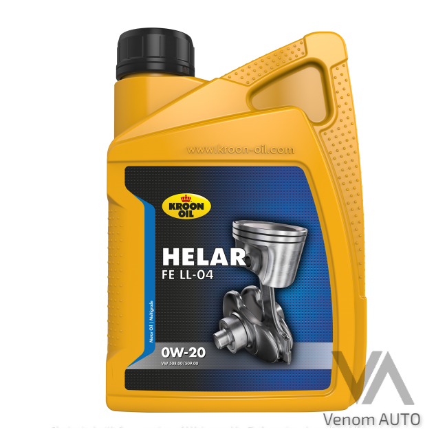 Kroon Oil Helar FE LL-04 0W-20 1л