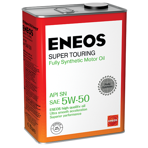 ENEOS Super Touring 5W-50 4л