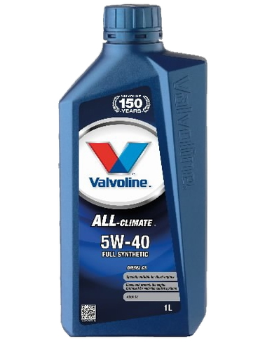 Valvoline All-Climate Diesel C3 5W-40 1л