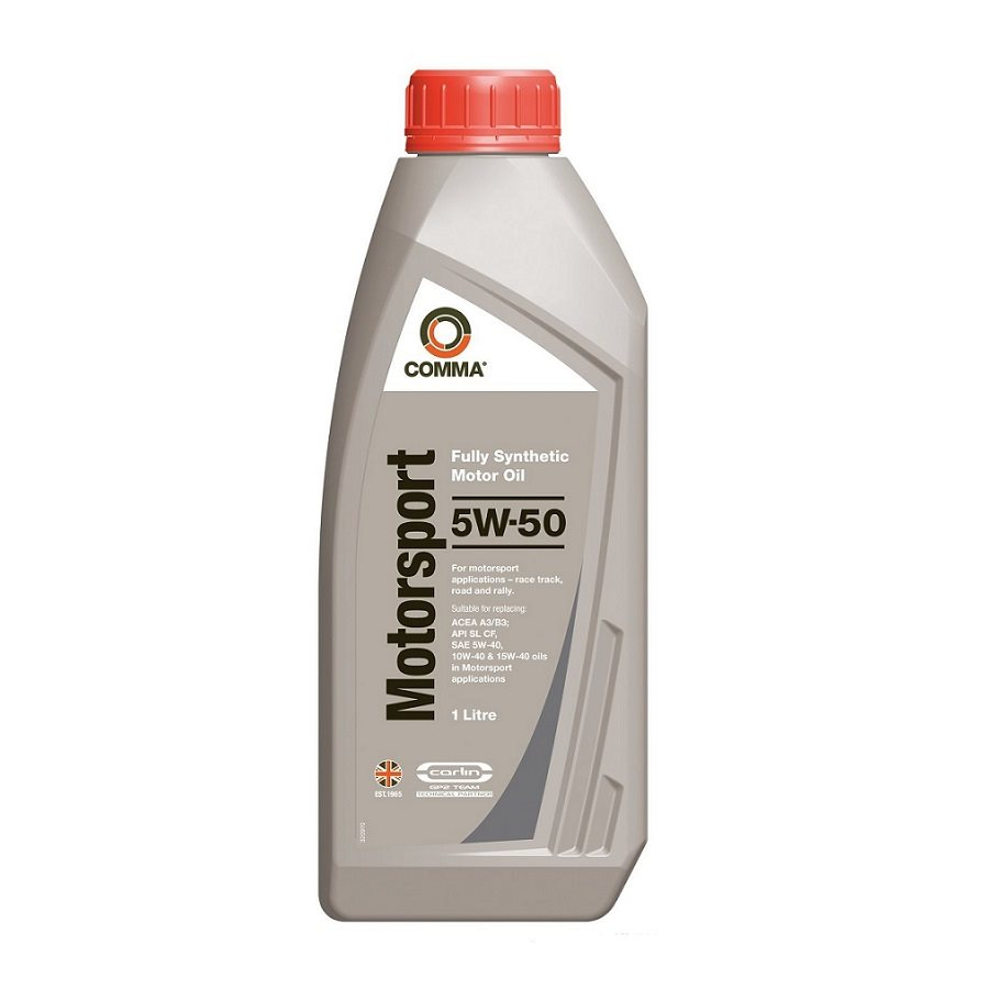 Comma Motorsport Oil 5W-50 1л