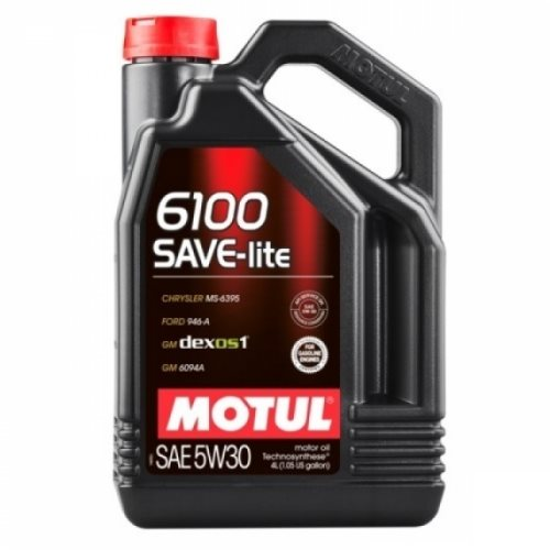 MOTUL 6100 SAVE-lite 5W30 4л