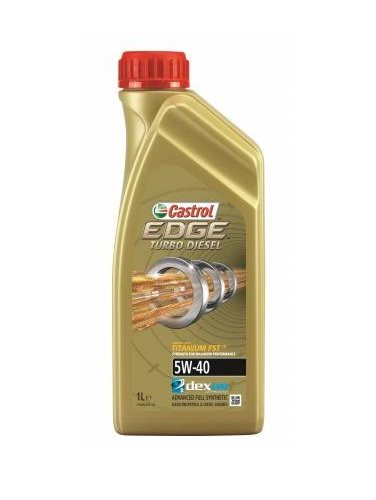 Castrol EDGE TURBO DIESEL 5W-40 1л