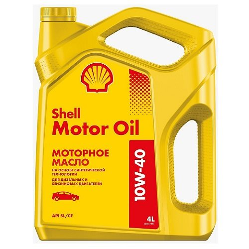 Shell HELIX Motor Oil 10W-40 4л