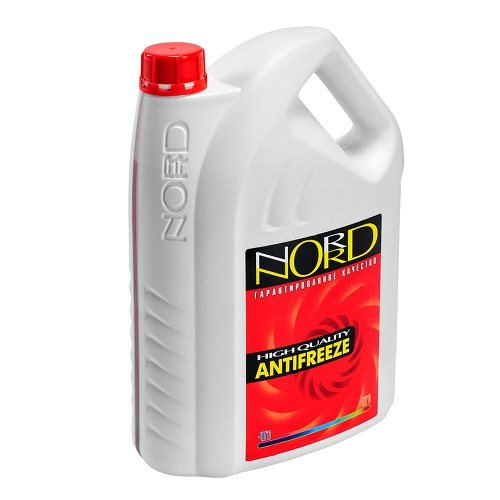 Nord High Quality Antifreeze G12 10л