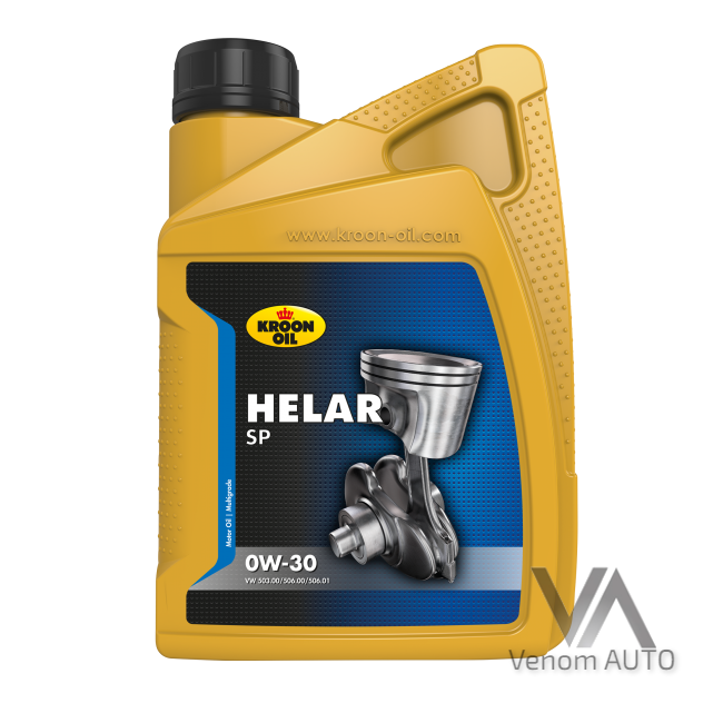 Kroon Oil Helar SP 0W-30 1л