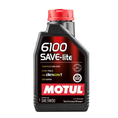 MOTUL 6100 SAVE-lite 5W30 1л